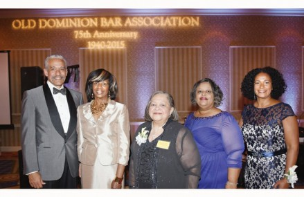 Old Dominion Bar Association Celebrates its 75th Anniversary